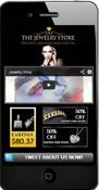 Jewelry Mobile Website